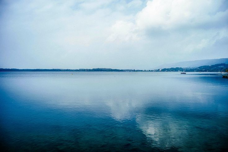 Reflectie, Water, Oceaan, Strand, Oever, Haven, Kalm