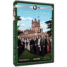 The sweeping Downton Abbey saga continues with a fourth season of drama, romance, and family intrigue. Dame Maggie Smith stars as Violet, the stubborn Dowager Countess of Grantham, matriarch of Downton. Hugh Bonneville stars as her son, the stoic Lord Crawley