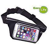 Cheap Cell Phone Waistband: Running Fanny Pack Belt. Sport Cellphone Sweatproof holder Case for iPhone 6 6 Plus  ...