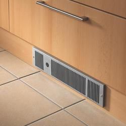 Central Heating Plinth Heater