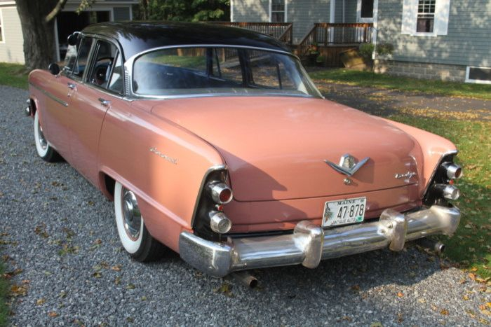 301 best 1955 dodge cars images on pinterest dodge old for 1955 dodge coronet 4 door