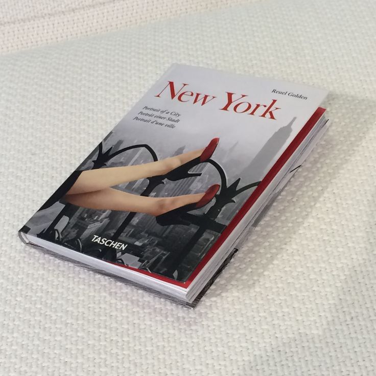 200 pages of love for New York