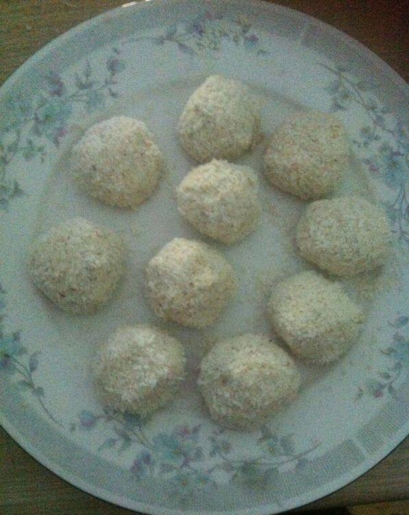 Ferro Roche Cheesecake Balls