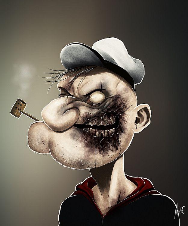 Popeye :)