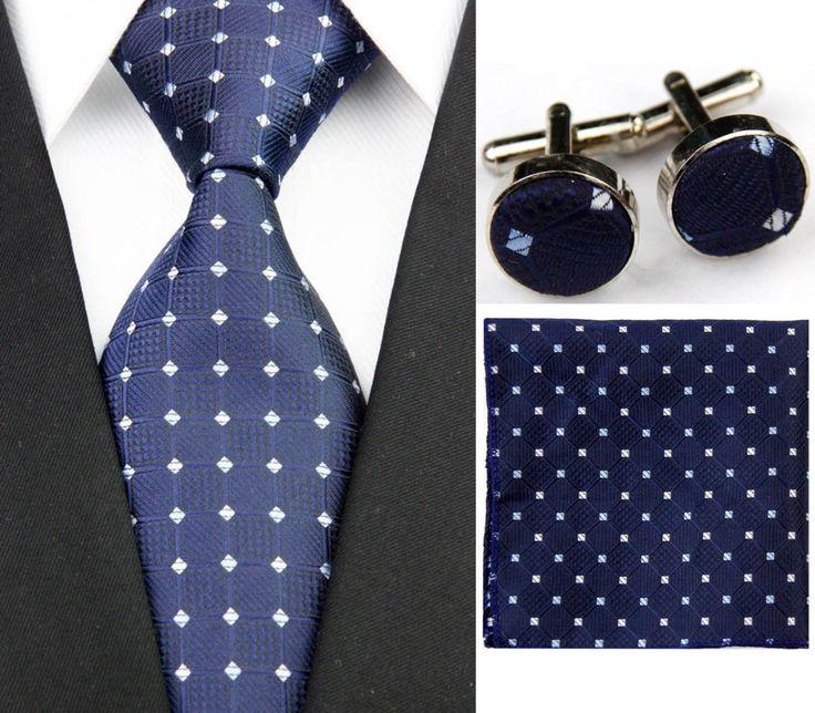 Snt0190 2014 motif Dot Fashion soie tissée Jacquard cravate Classic Party mariage d'affaires de luxe cravate dans Ties & Handkerchiefs de Accessoires et vêtements pour hommes sur AliExpress.com | Alibaba Group