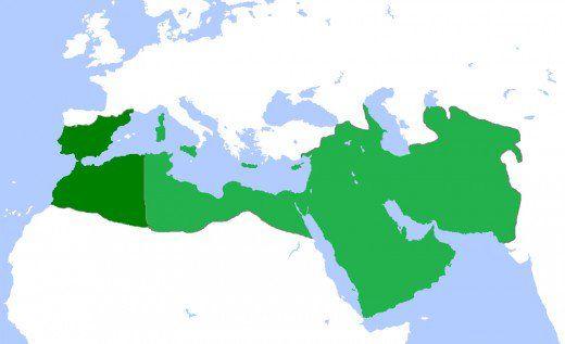 Imperio Musulman Abbasida 750-1258 (850 pierde España y Marruecos) Capital: Bagdad