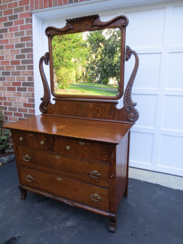 Oak Furniture Projects ~ Images about restored antique furniture projects on