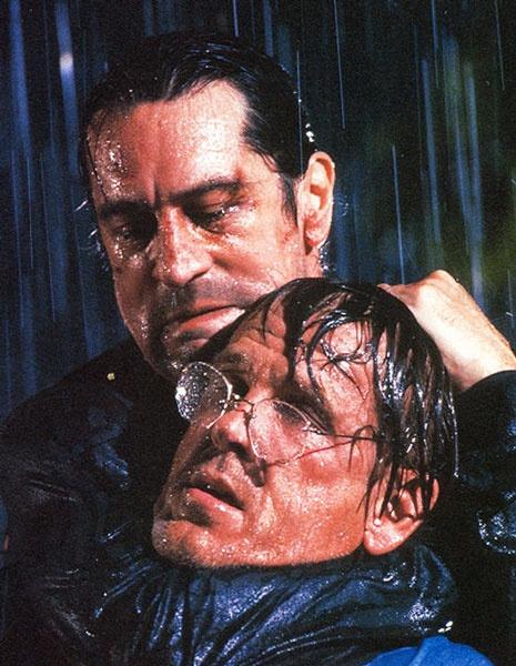 Robert De Niro and Nick Nolte | Cape Fear, Dir. Martin Scorsese, 1991.