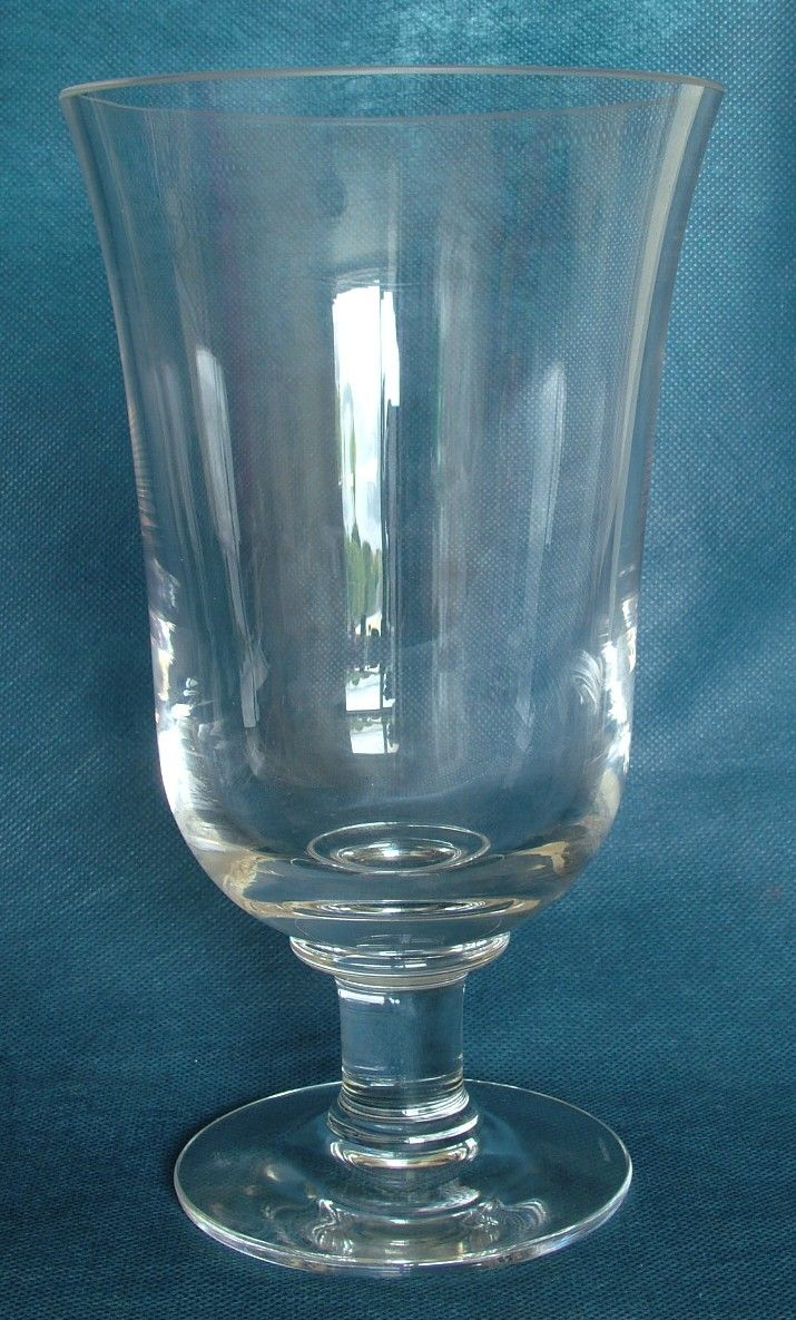 Pottery, Porcelain & Glass Dartington Glass Bud Vase