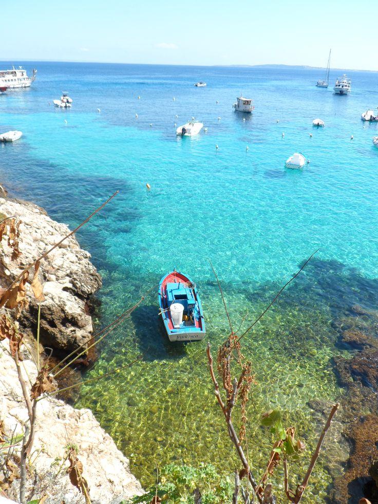 Favignana - Sicilie