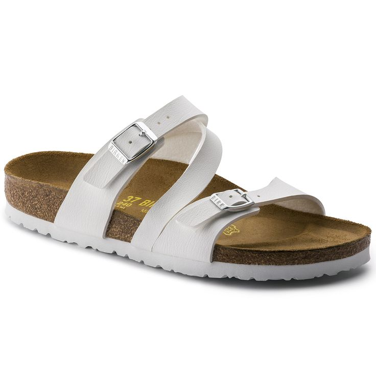Boston EVA White, Sabots Mixte Adulte, Blanc, 46 EUBirkenstock