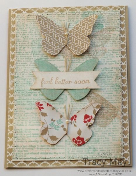 One more week left to purchase from the Stampin' Up! Retiring Items list