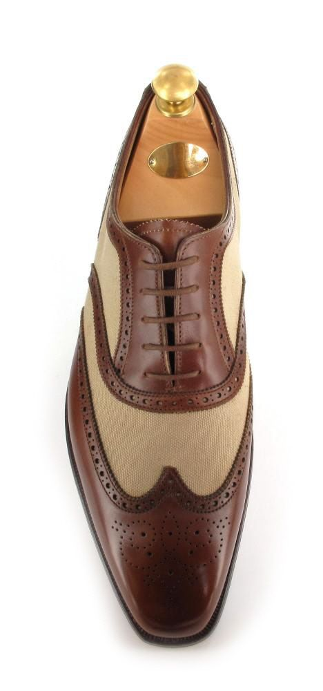 Two Tone Oxfords Mens Images
