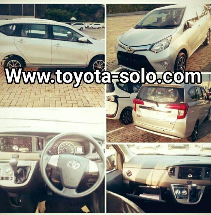 Spesifikasi dan Harga Toyota All New Calya di Solo