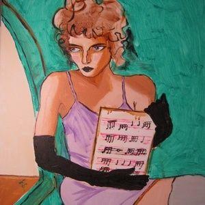 art by loriville