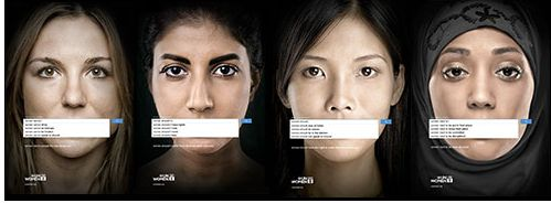 The Autocomplete truth - UN Women's series. An advertising campaign that uses real Google searches to expose the gender inquality that is still rife within global society. As a relatively neutral social reflection Google's autocomplete function reveals the prevalence of sexism, stereotyping, discrimination and negativity about women, and women's rights, on the internet.