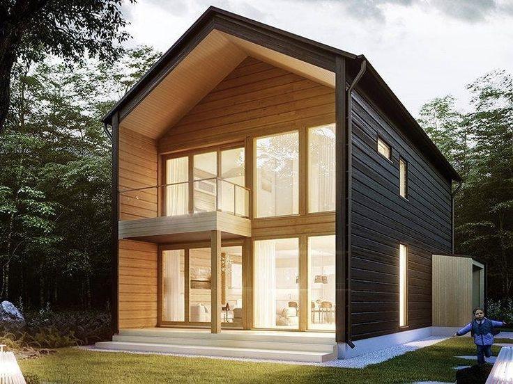 просто каркасные дома архитектура фото история сочинской красавицы