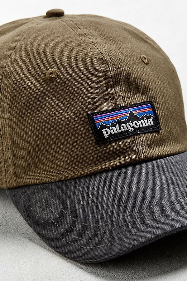 Slide View  2  Patagonia P-6 Label Traditional Baseball Hat Urban Outfitters  12c0e51699b0