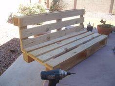 outdoor pallet bench tutorial!!!!!!!!!!!!!!!!!!!!!!!!!!!!!!!!!!!!!!!