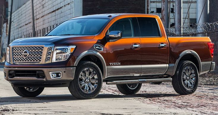 Nissan Wants To Offer Its Titan Pickup Truck In More Markets