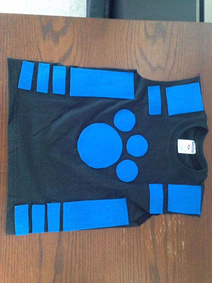 how to make a felt vest