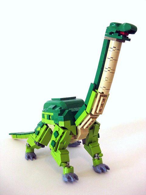 25 best ideas about lego dinosaur on pinterest lego - Lego dinosaures ...