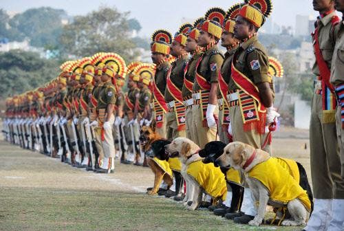 This Republic Day celebration in India, get set to watch Dog Squad in R-Day parade vacationsinindia.blogspot.in/2015/01/republic-day-celebrations-in-india.html
