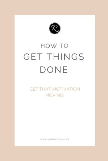 Get productive now! 10 tips...