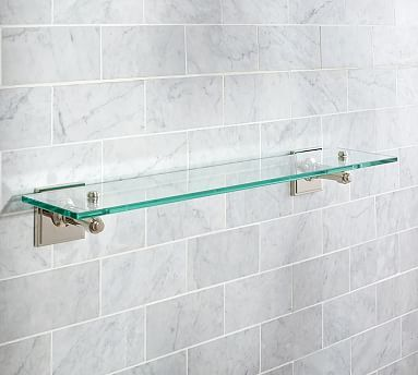 Elevate The Look Of The Bath With These Beautifully Crafted Shelves, Part  Of Our Distinctive Pearson Collection.