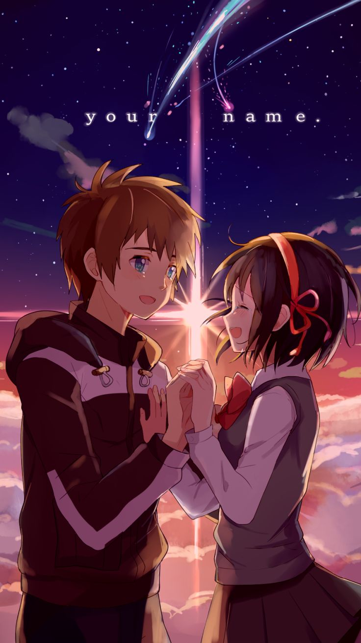 1080 Best Kimi No Na Wa Images On Pinterest