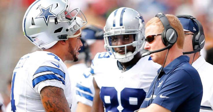 Dak-Romo could become most difficult personnel decision Garrett has faced  if he gets to make the call that is