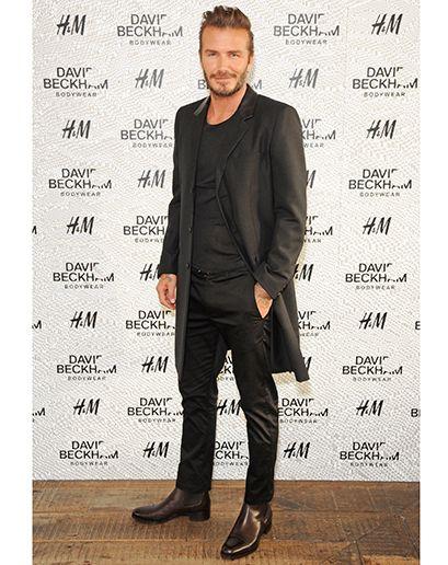 Fall-2014-Boot-Guide - David Beckham wearing Chelsea Boots