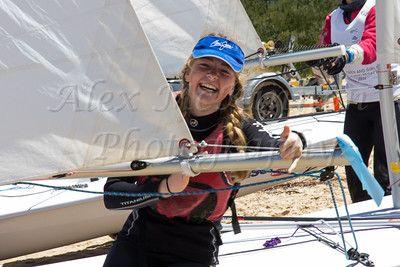 Sarah Blanck Regatta