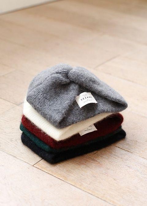 Bonnet Anastasia Sezane 45€