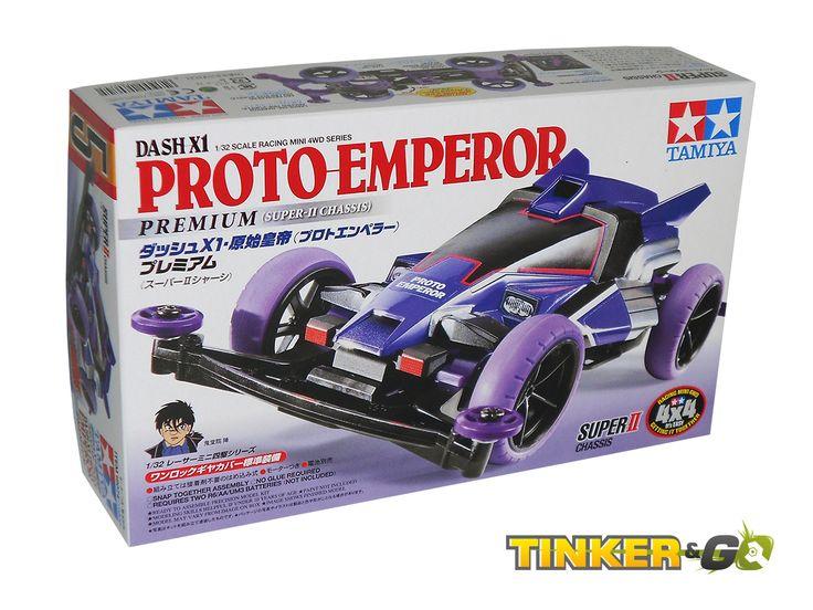 Mini 4wd Tamiya 18074 PROTO EMPEROR - € 15,50