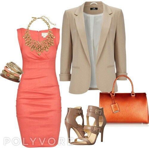 Classy outfit .. shop this outfit