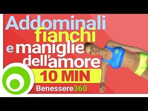 Cardio Fitness + Esercizi per Dimagrire e Tonificare. Brucia Grassi e Calorie a Casa - YouTube