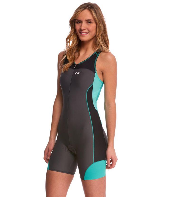 Louis Garneau Women's Comp Tri Suit at SwimOutlet.com - The Web's most popular swim shop