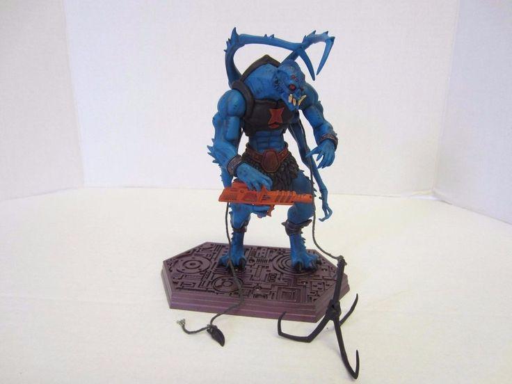 "Webstor Statue 6 3/4"" Masters of the Universe MOTU NECA Figure #Mattel"