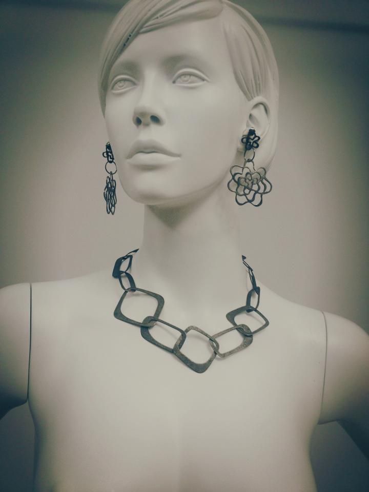#Eve #gioielli #necklace #earrings #backstage