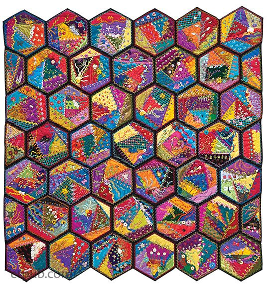 Best geometric quilts images on pinterest jelly
