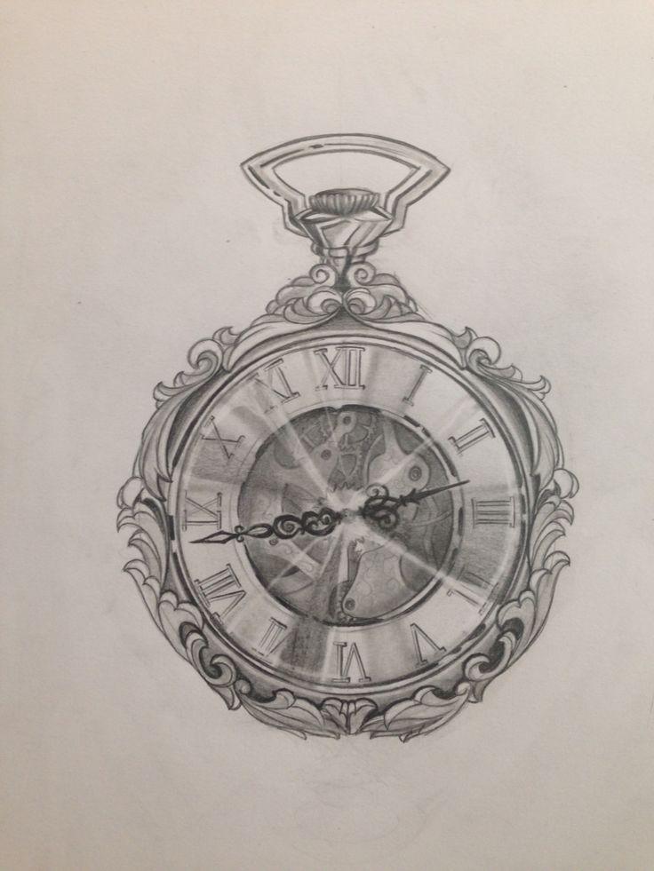 Pocket Watch drawing jetzt neu! ->. . . . . der Blog für den Gentleman.viele interessante Beiträge  - www.thegentlemanclub.de/blog