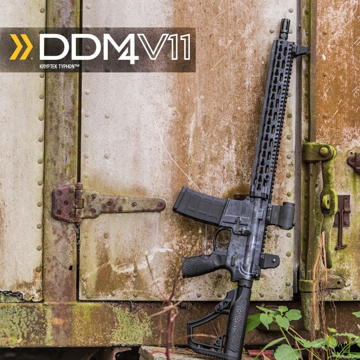 Now Shipping!  The DDM4V11 Kryptek Typhon featuring a 16-inch Cold Hammer Forged barrel and mid-length gas system.  For all the specs and to get a closer look, click the link below:  https://danieldefense.com/firearms/mid-length/daniel-defense-m4-carbine-v11-typhon.html