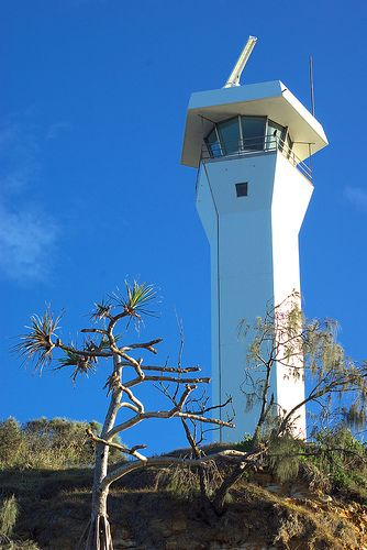 Point Cartwright lighthouse [1978 - Mooloolaba, Queensland, Australia]