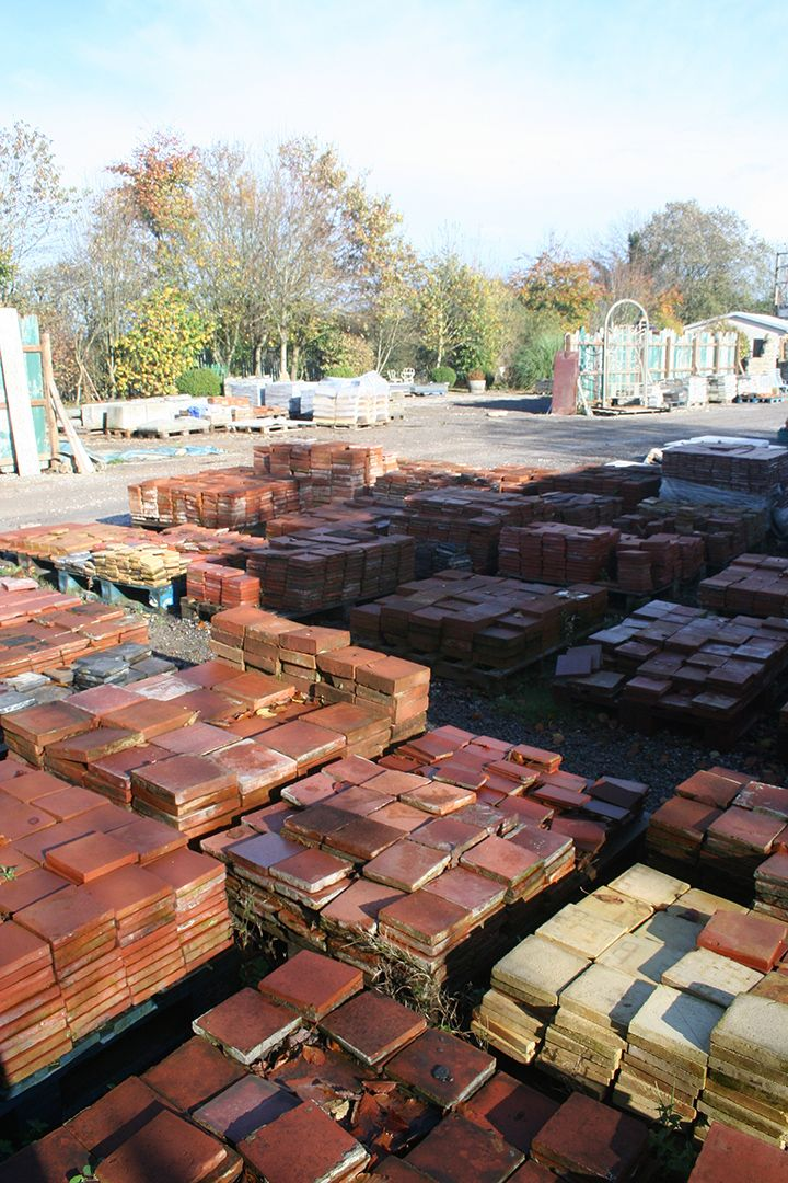 Quarry tiles priced per tile – Vintage Floor Tile Company