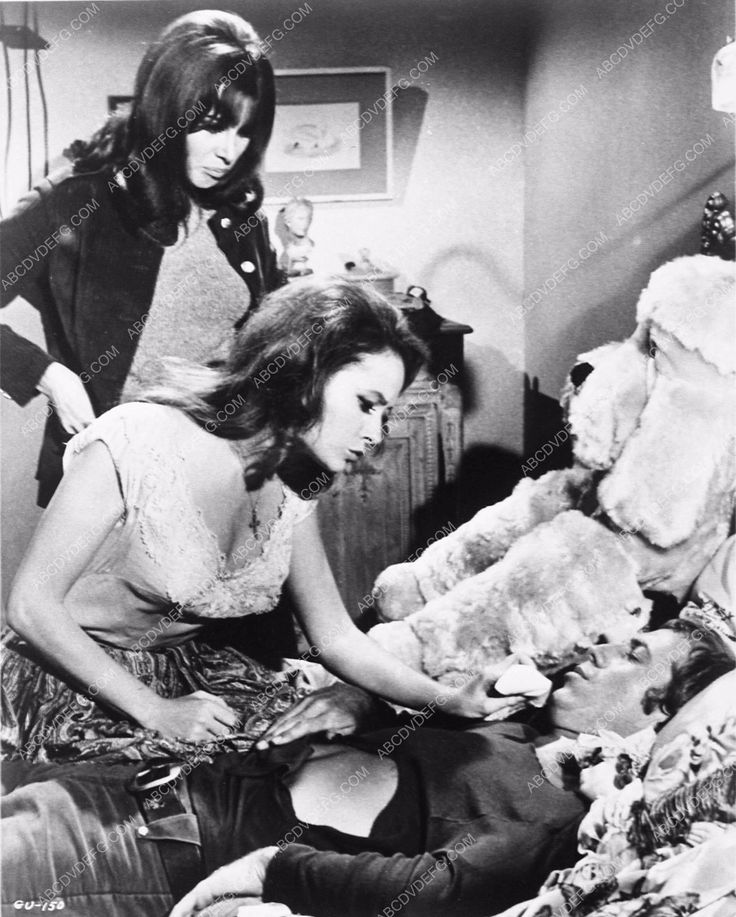 photo Stefanie Powers Noel Harrison Gicianna Paluzzi The Girl From Uncle 3988-29