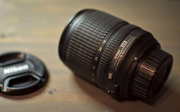 Nikon 18-105mm f/3.5-5.6G ED VR AF-S DX Nikkor Autofocus Lens 18-105 mm