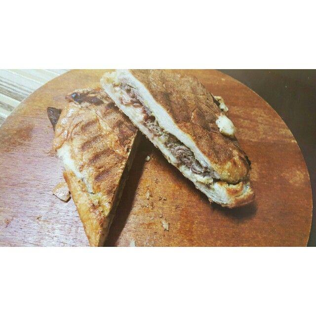 Cubanos Sandwich #homecooking