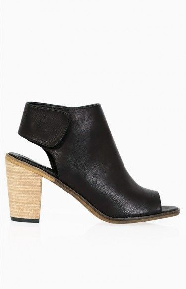 Therapy Bailey Boot Black
