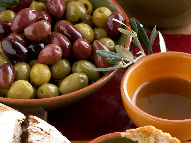 Tapenade eli oliivitahna